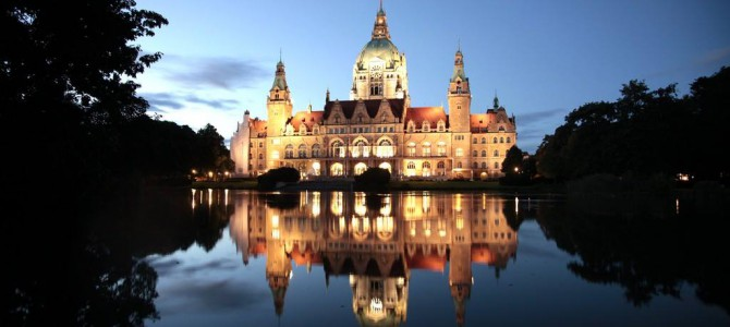 Kurzausflug nach Hannover