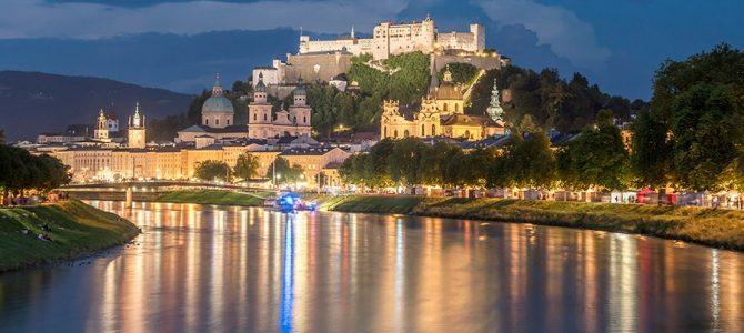 ….Ausflug nach Salzburg……